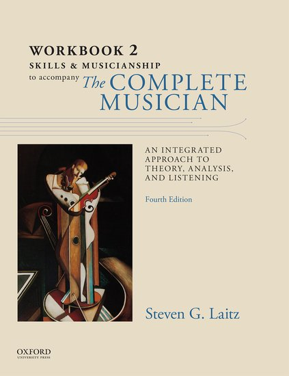 The Complete Musician Workbook 2 4th Edition