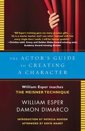Actor's Guide to Creating a Character