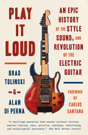 Play it Loud Hardcover