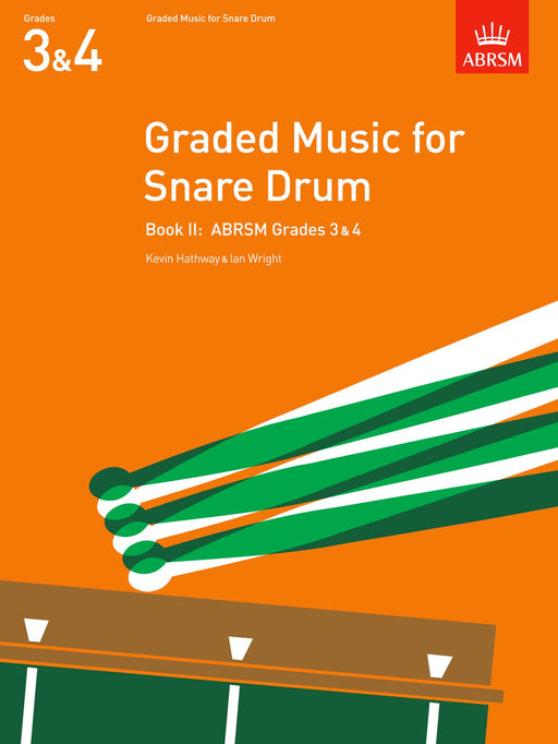 Graded Music for Snare Drum B2
