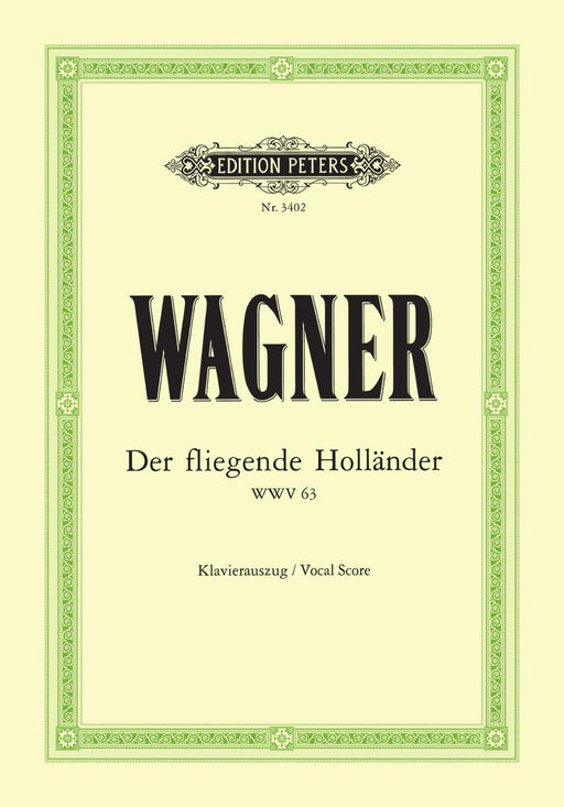 Wagner The Flying Dutchman