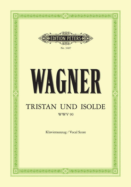 Wagner Tristan and Isolde