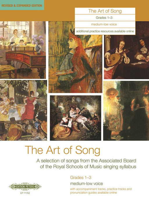 The Art of Song (Revised Edition) Grades 1-3