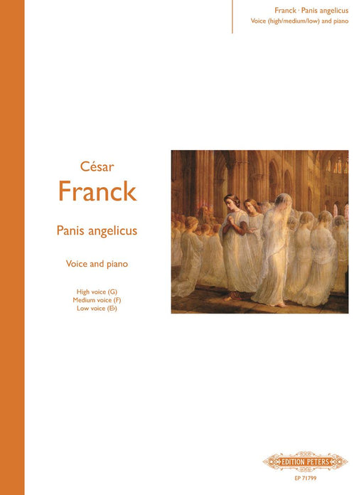 Franck Panis Angelicus