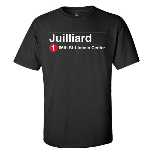Juilliard Subway T-shirt