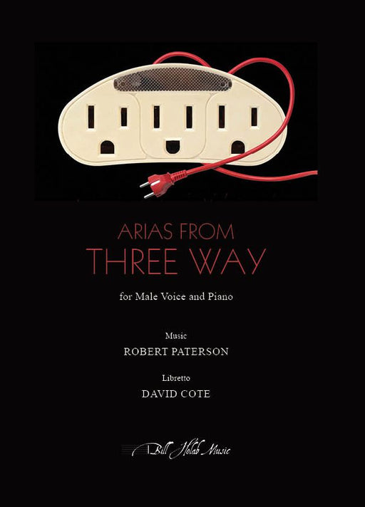 Pasterson: Arias from Three Way - Male
