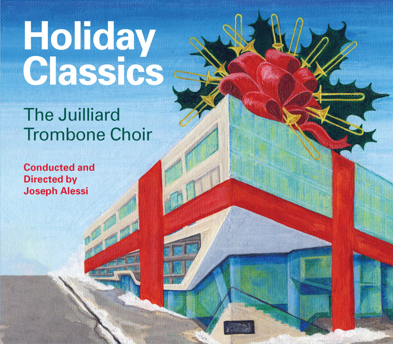 Juilliard Trombone Choir: Holiday Classics