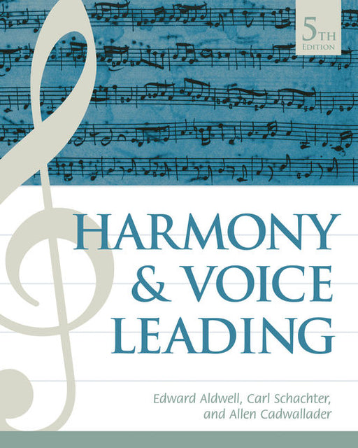 Harmony and Voice Leading | 5th Edition