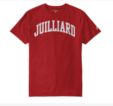Juilliard Collegiate T-Shirt