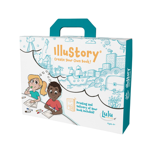 Illustory: Create Your Own Book