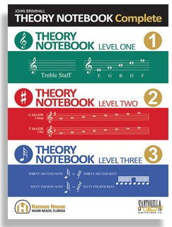 Theory Notebook Complete - John Brimhall