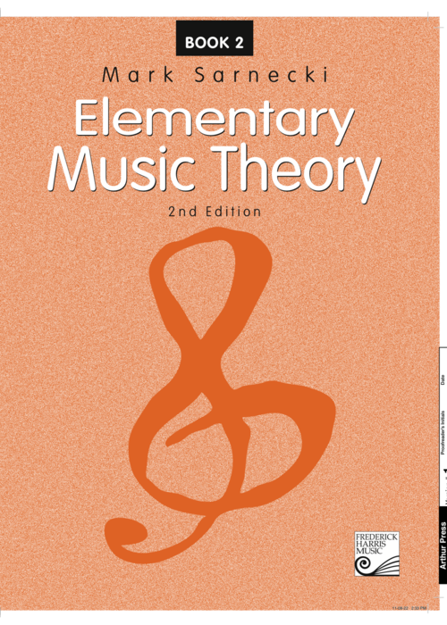 Elementary Music Theory Book 2