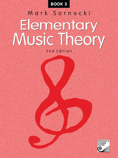Elementary Music Theory Book 3