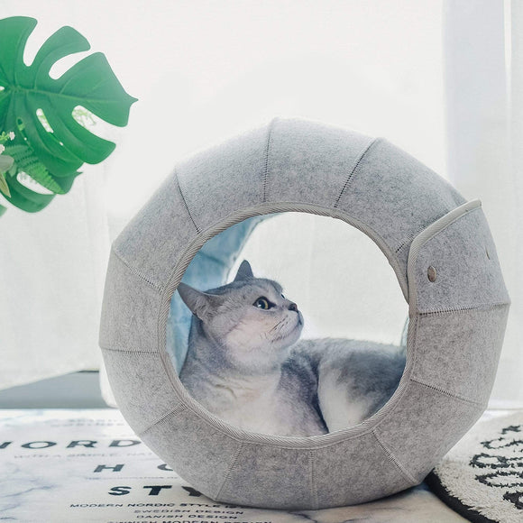 K1 Pet Furniture K1 Pet Furniture NEW Trendy & Cute Cat Bed/Cat Cave/Cat Toy in Dragon Ball Shape 3
