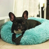 Keep Staying Real Store Bed & Mattress Anti-Anxiety Fluffy Dog Beds/Cat Beds in Donut Shape To Calm Your Dogs Anxiety