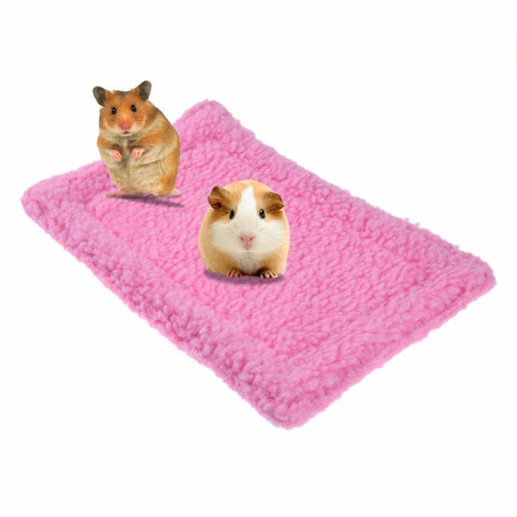 Bed Cushion Mat for Guinea Pig/Hamster/Squirrel/Hedgehog/Rabbit - sloppylab