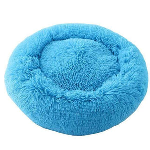 Sloppylab Pet Store Bed & Mattress Anti-Anxiety Fluffy Dog Bed/Cat Bed in Donut Shape To Calm Your Dog Anxiety 3