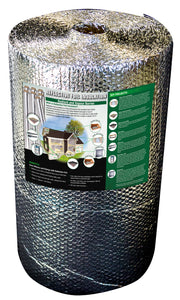 "Reflective Thermal Double Bubble Foil Insulation- 24"" X 25' - DIY Project"