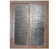 Glass Door Insulation Panels Kit
