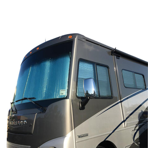 RV Sunshade Window Reflector Kit
