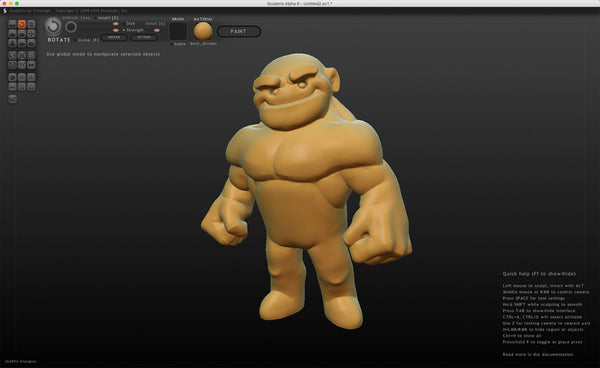 sculptris - Coming Soon - Fit Swag store