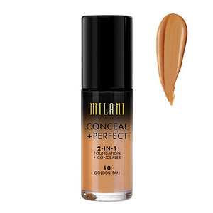 Milani | Conceal + Perfect 2 in 1 Foundation and Concealer
