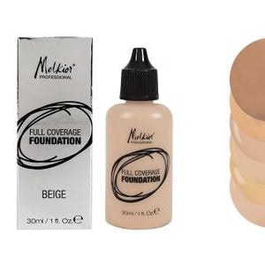 Melkior | Full Coverage Foundation