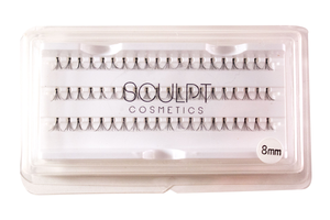 Sculpt 8mm Eyelash