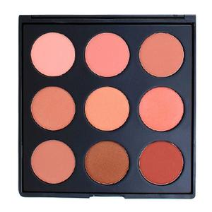 Morphe 9N The Naturally Blushed Palette - Sculpt Cosmetics