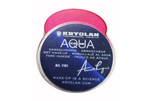Kryolan Aqua Colour Face & Body Paint Pink