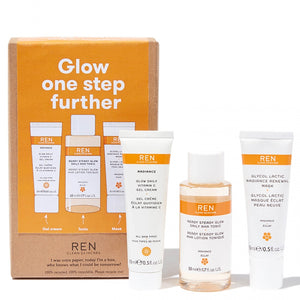 REN | Glow One Step Further Skinkit