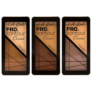 L.A. Girl Pro Contour Cream and Highlight Contour Duo - Sculpt Cosmetics