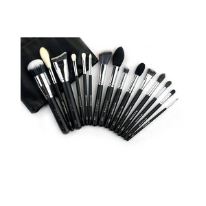 Crown | 901, 15 Piece, Pro Brush Set & Apron - Sculpt Cosmetics