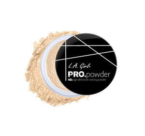 L.A. Girl Pro Powder HD HIGH Definition Setting Powder - Sculpt Cosmetics