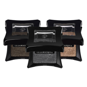 Illamasqua |Metallic Eyeshadows