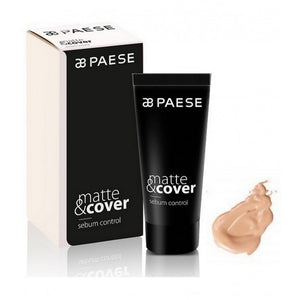 Paese Matte & Cover Foundation - Sculpt Cosmetics