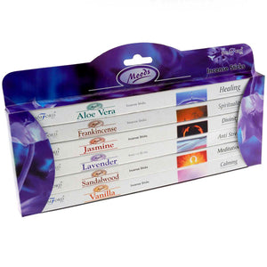 Stamford Mood Packs Incense Sticks | Meditation Packs - Sculpt Cosmetics
