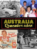 Book; Australia Remember When