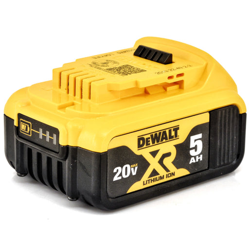 New DeWALT DCB205 20V MAX Premium 5.0Ah XR Lithium Ion Battery Pack