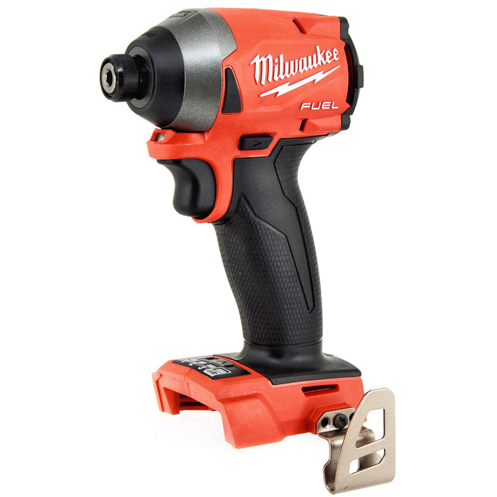 "Milwaukee 2853-20 M18 18V FUEL Next Gen 1/4"" Cordless Hex Impact Driver"