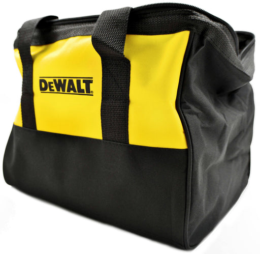 "DeWALT 12V 20V Heavy Duty Contractor Tool Bag Carrying Case 13""x10""x9"""