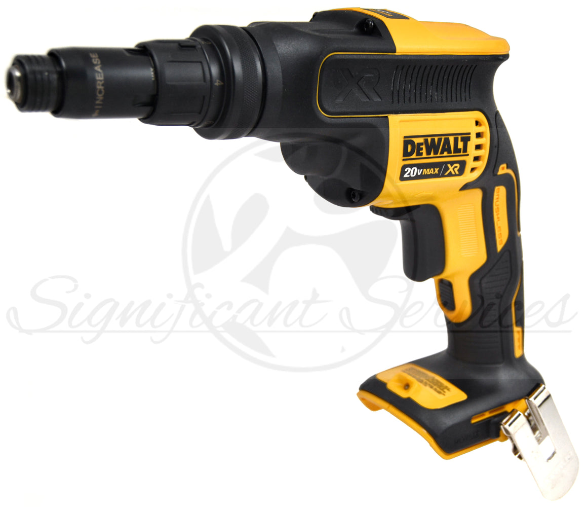 Dewalt DCF622B 20V MAX XR Versa-Clutch Adjustable Torque Screw gun Brushless