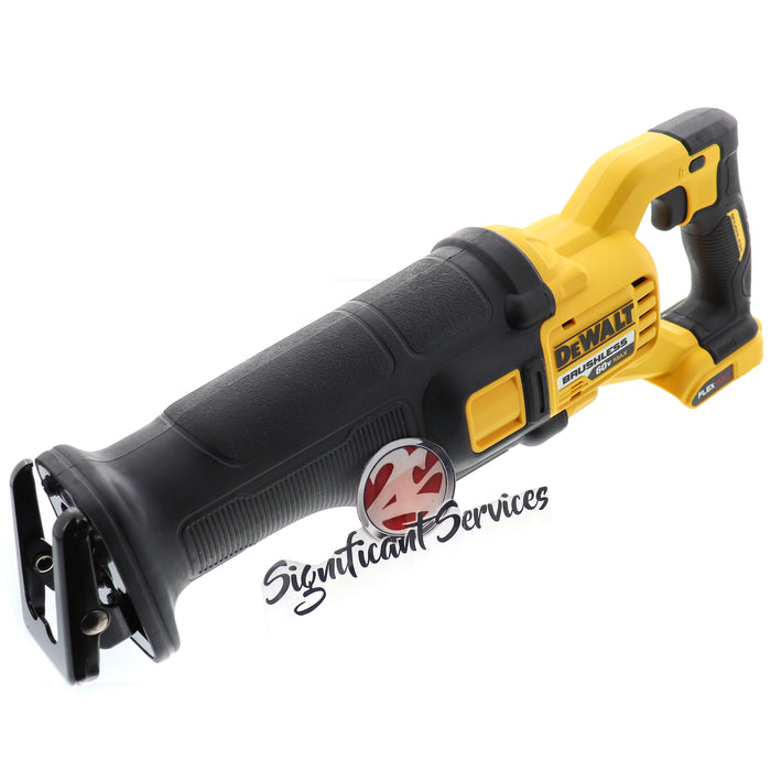 DeWalt DCS389B FLEXVOLT 60V MAX Cordless Brushless Reciprocating Saw (Tool-Only)