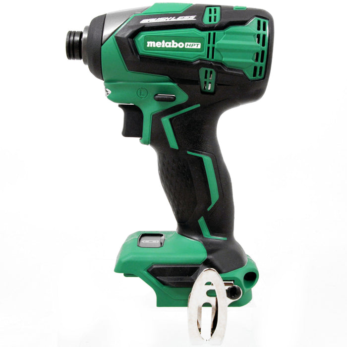 "Metabo 18V WH18DBFL2 Lithium Ion Brushless 1/4"" Impact Driver 5.0 Ah Battery Kit"