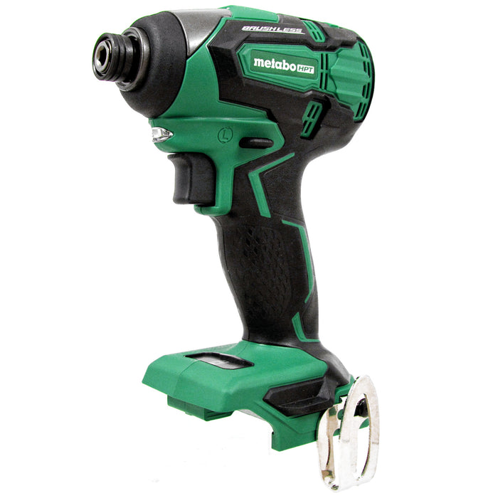 "Metabo 18V WH18DBFL2 Li-Ion Brushless 1/4"" Impact Driver 3.0 Ah Battery 2-Pack"