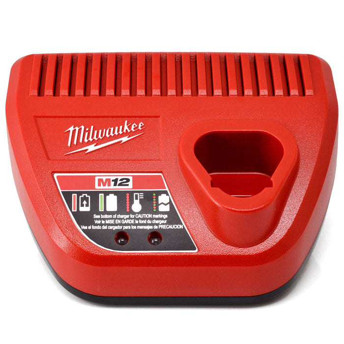 Milwaukee 48-59-2401 M12 12V Lithium-Ion Battery Charger