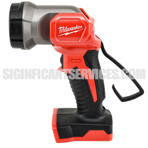 NEW MILWAUKEE 2735-20 M18 LED 18 VOLT CORDLESS FLASHLIGHT WORK LIGHT