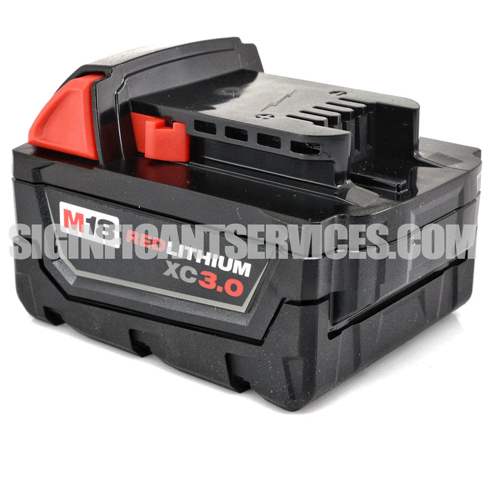 Milwaukee 2625-20 18V M18 Lithium Ion 3.0 Ah Reciprocating Sawzall Saw Kit
