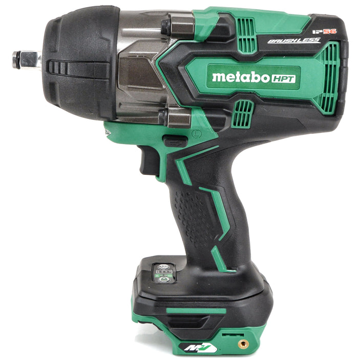 Metabo HPT WR36DBQ4M 36V Multivolt Brushless 1/2 in. High Torque Impact Wrench