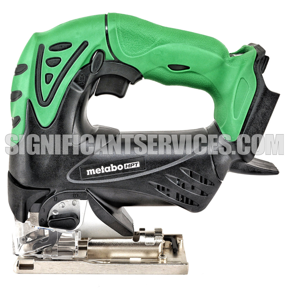 Hitachi Metabo HPT CJ18DSLQ4  CJ18DSLP4 18V Cordless Lithium Ion Jig Saw